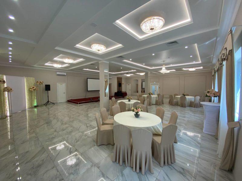 Банкетный зал Сююмбикэ